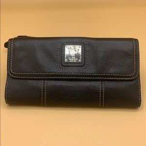 Tignanelo leather wallet